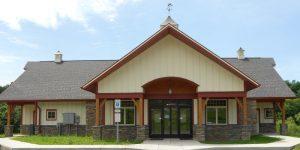 McKean Veterinary Hospital Exterior